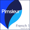 Pimsleur - French Level 1 Lessons 26-30: Learn to Speak and Understand French with Pimsleur Language Programs  artwork