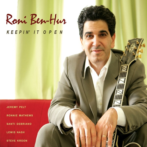 Keepin' It Open (feat. Jeremy Pelt, Ronnie Mathews, Santi Debriano & Lewis Nash)