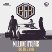 Millions d'euros (feat. Dry & Izmaa) - Single
