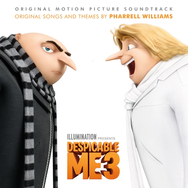 Despicable Me 3 (Original Motion Picture Soundtrack) by Various Artists on Apple Music