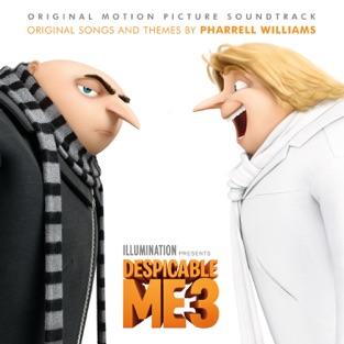 Despicable Me 3 (Original Motion Picture Soundtrack) – Various Artists