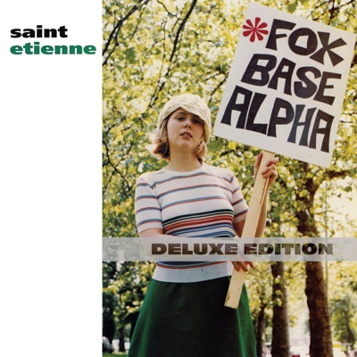 Foxbase Alpha (Deluxe Edition) - Saint Etienne