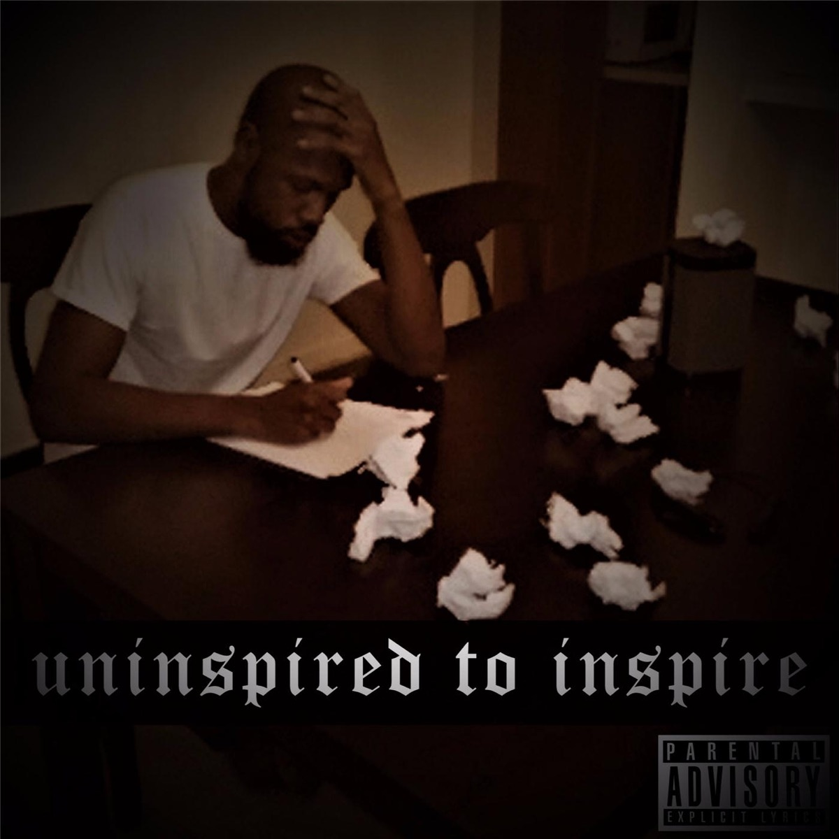 Uninspired to Inspire - EP Its Mookie CD cover