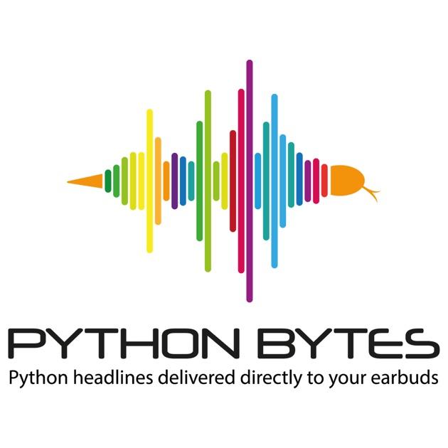 0a1175acc4ce0 Python Bytes de Michael Kennedy and Brian Okken en Apple Podcasts