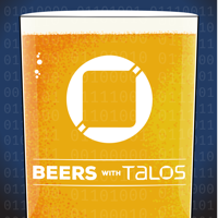 Podcast cover art for Beers with Talos Podcast