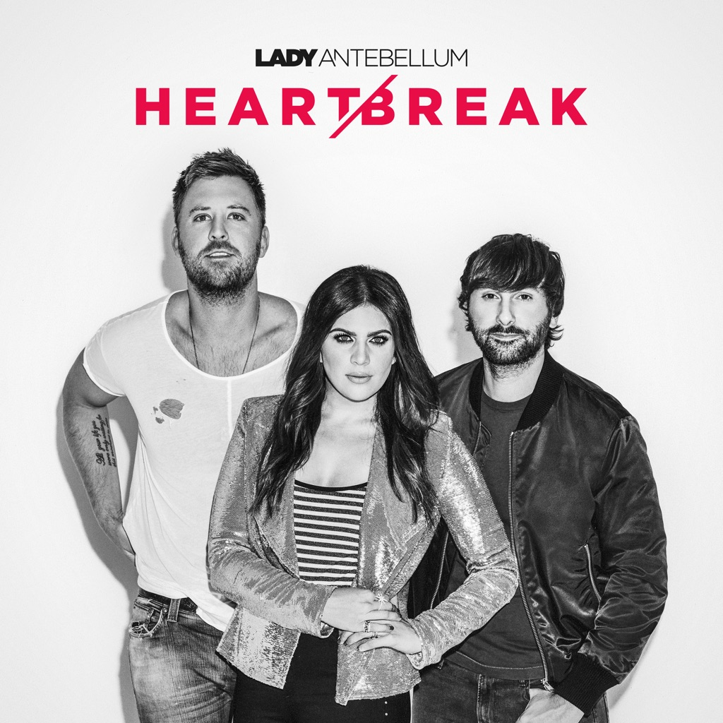 Lady Antebellum - Heart Break,music,Heart Break,Lady Antebellum