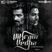 Vikram Vedha (Original Motion Picture Soundtrack)-Sam C.S.