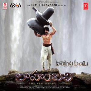 M.M. Keeravani - Baahubali - The Beginning (Original Motion Picture Soundtrack)