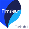 Pimsleur - Turkish Phase 1, Units 1-30: Learn to Speak and Understand Turkish with Pimsleur Language Programs  artwork