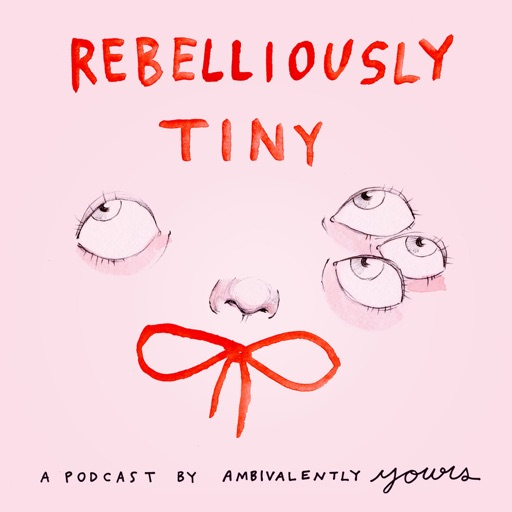 Cover image of Rebelliously Tiny