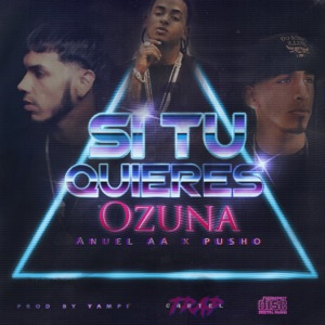 Si Tu Quieres (feat. Pusho) - Single Mp3 Download