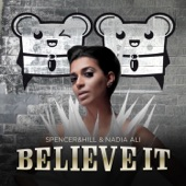Believe It (Cazzette's Androids Sound Hot Remix Radio Edit) - Single