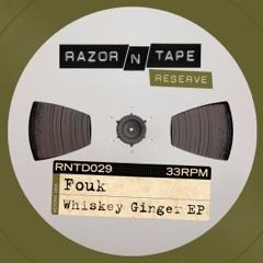 Whiskey Ginger - EP
