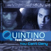 Quintino Feat. Mitch Crown - You Can't Deny 2010
