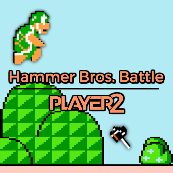 Hammer Bros Battle From Super Mario Bros 3 Single By Player2