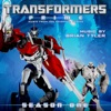 Transformers Prime (Music from the Animated Series), Brian Tyler