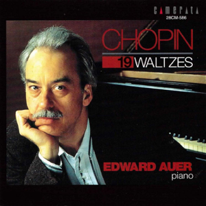 Edward Auer - Waltzes, Op. 70: No. 1 in G-Flat Major, Molto vivace