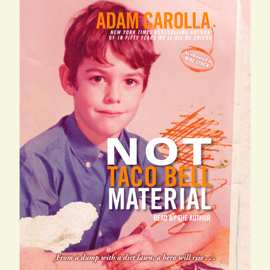 Not Taco Bell Material (Abridged) audiobook