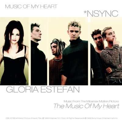 Music of My Heart - Single - Gloria Estefan