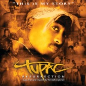 2Pac feat. Eminem & The Outlawz - One Day At a Time (Em's Version-Clean Version)