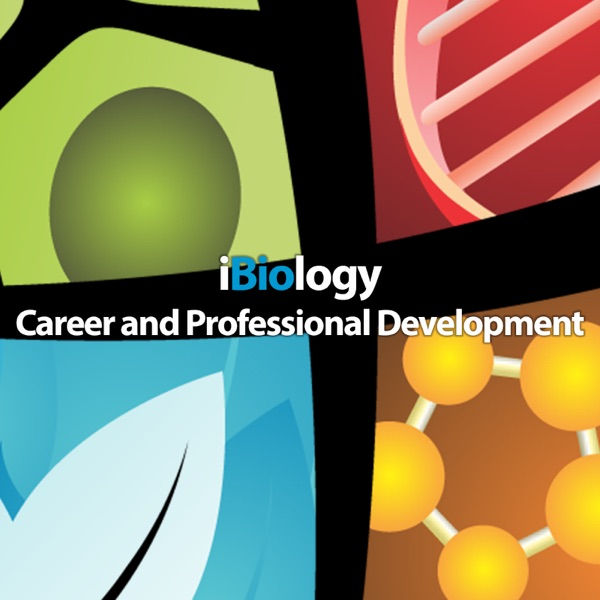 Subtitled iBiology Career and Professional Development