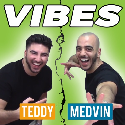 Cover image of VIBES w/ Medvin & Teddy