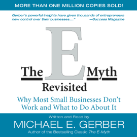 The E-Myth Revisited audiobook