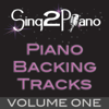 Piano Backing Tracks, Vol. 1 - Sing2Piano