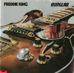 Freddie King - Only Getting Second Best (feat. Brian Auger, Steve Ferrone & Bobby Tench)