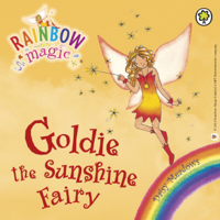 Daisy Meadows - Goldie The Sunshine Fairy artwork