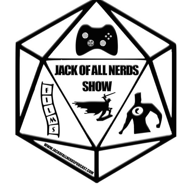 Jack Of All Nerds Show de Michael Maxwell en Apple Podcasts