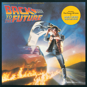 Varios Artistas - Back to the Future (Original Motion Picture Soundtrack)