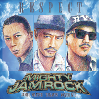 MIGHTY JAM ROCK - RESPECT artwork