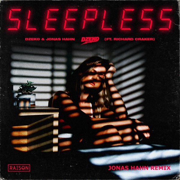 Sleepless (feat. Richard Craker) [Jonas Hahn Remix] - Single