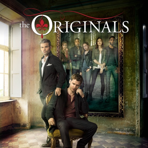 The Originals, Seasons 1-5 poster