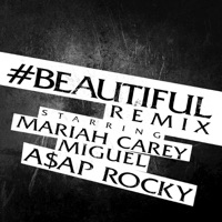 #Beautiful (Remix) [feat. Miguel & A$AP Rocky] - Single Mp3 Download