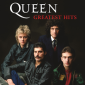 Greatest Hits - Queen Cover Art