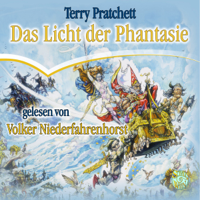 Terry Pratchett - Das Licht der Phantasie: Ein Scheibenwelt-Roman artwork