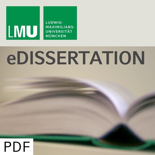 Fakultt Fr Geowissenschaften Digitale Hochschulschriften Der Lmu