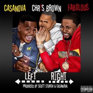 Casanova - Left, Right feat. Chris Brown & Fabolous