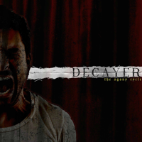 Decayer - The Agony Cycle - EP artwork