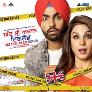 Sat Shri Akaal England (Original Motion Picture Soundtrack) – EP – Jatinder Shah