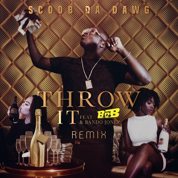 Throw It (feat. B.o.B & Bando Jonez) [Remix] - Single