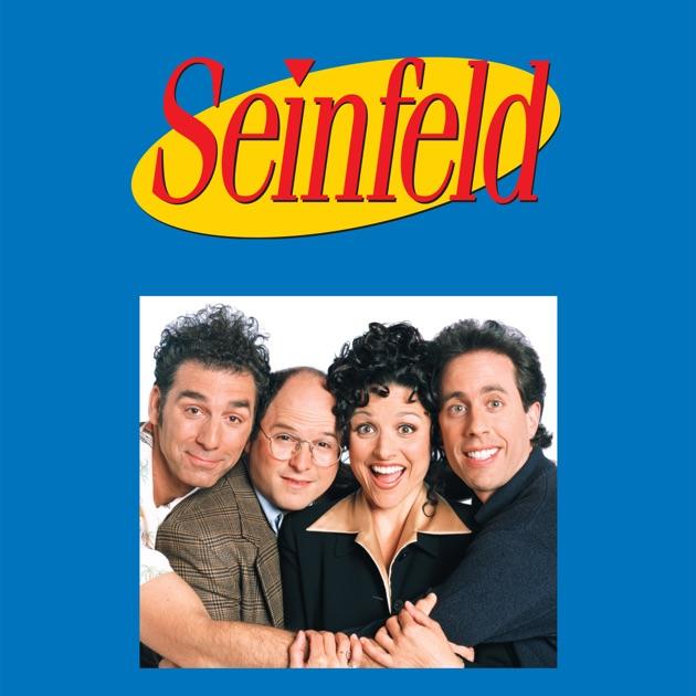 Seinfeld, Seasons 1 & 2 On ITunes