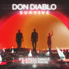 Don Diablo - Survive (feat. Emeli Sandé & Gucci Mane) artwork