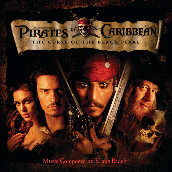 ‎Pirates of the Caribbean: The Curse of the Black Pearl (Original  Soundtrack) by Klaus Badelt