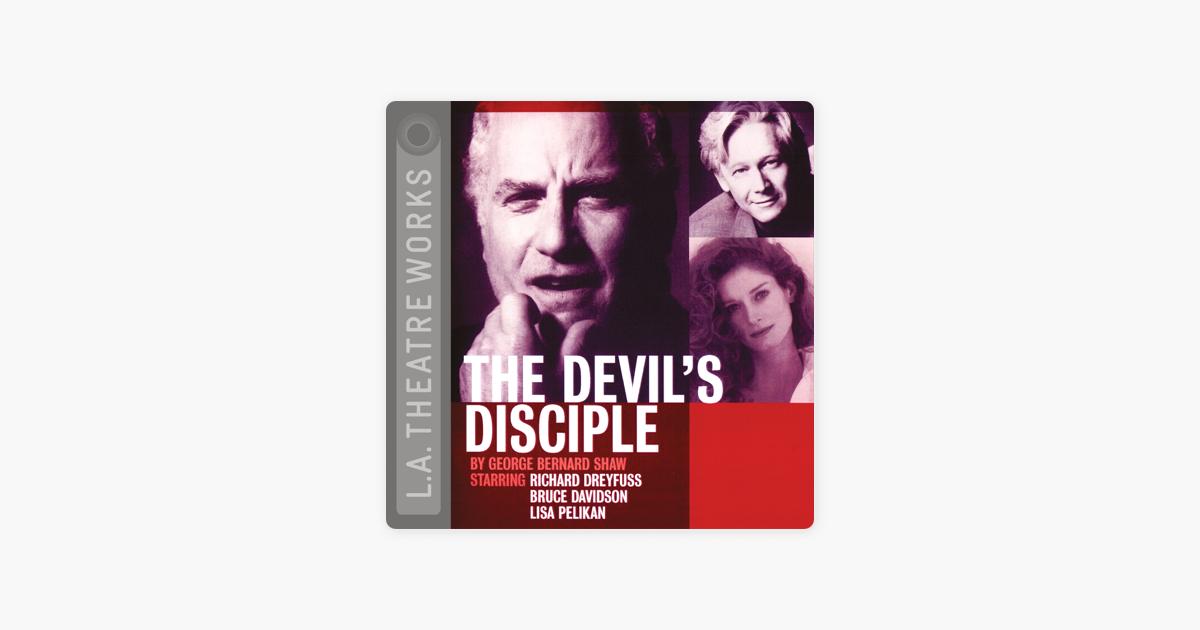 The Devil's Disciple (Original Staging Fiction) - George Bernard Shaw
