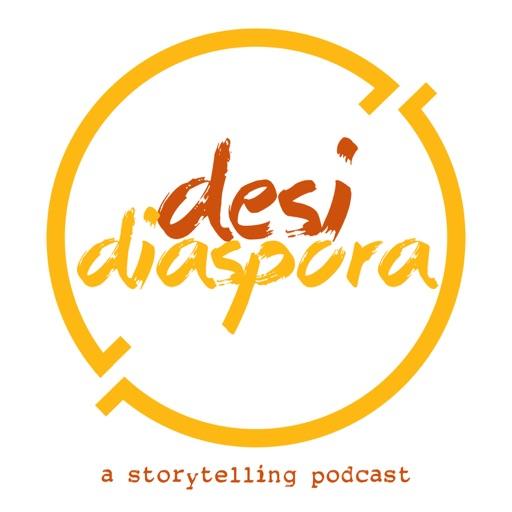 Cover image of Desi Diaspora