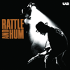U2 - Rattle and Hum artwork