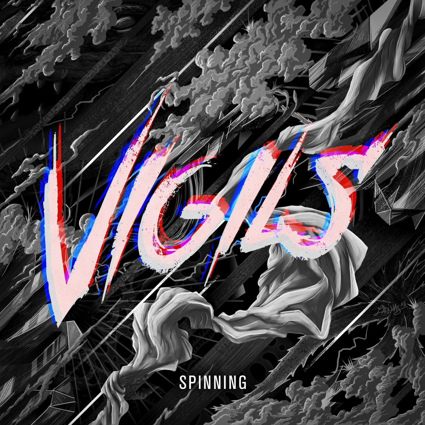 Vigils - Spinning [single] (2018)